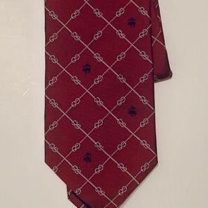 Brooks Brothers 🆕 Red Silk Tie